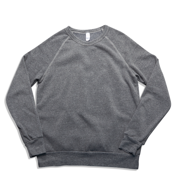 Alternative 9575 Eco Fleece Crewneck Sweatshirt