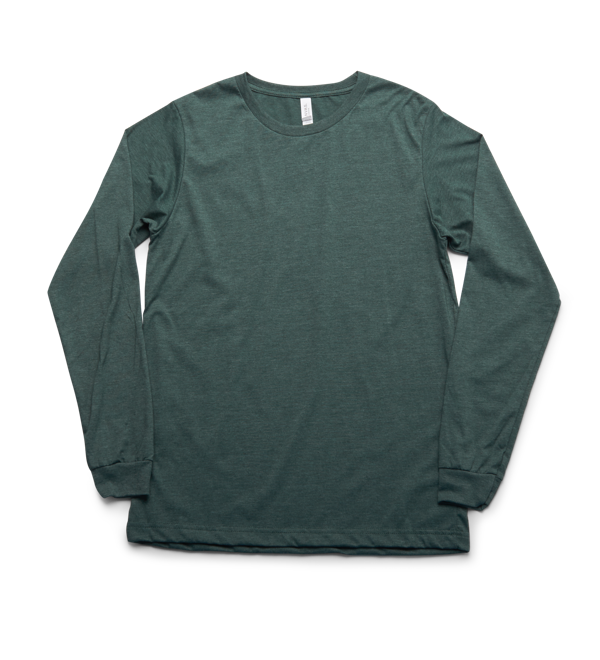 Bella Canvas 3501 Long Sleeve Jersey Tee