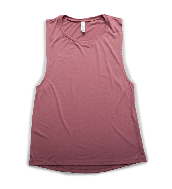 Bella Canvas 8803 Womens Flowy Muscle Tank