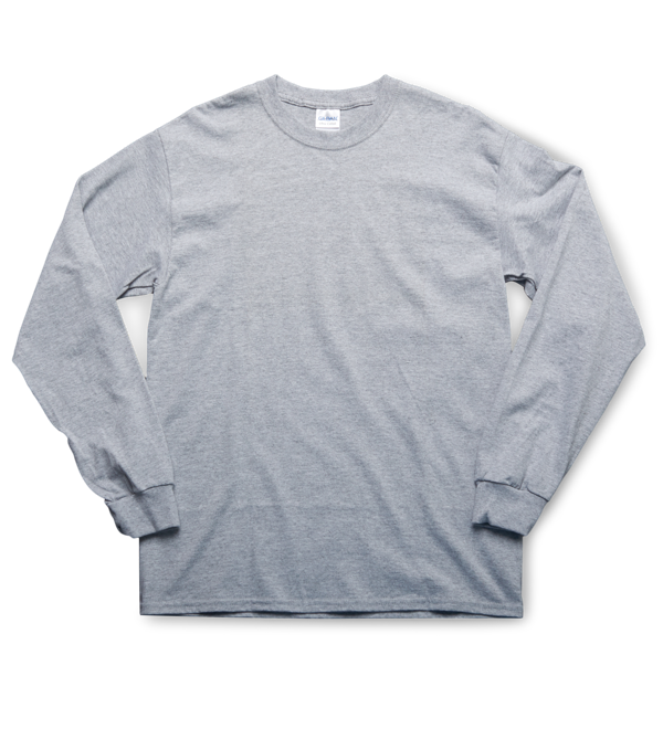Gildan 2400 Long Sleeve Ultra Cotton T Shirt
