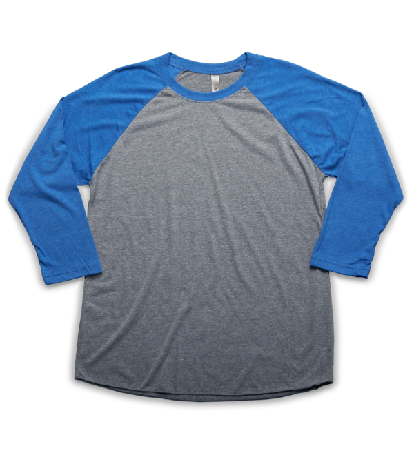 Next Level 6051 Triblend Raglan