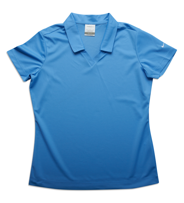 Nike Golf 354067 Ladies Dri Fit Micro Pique Polo